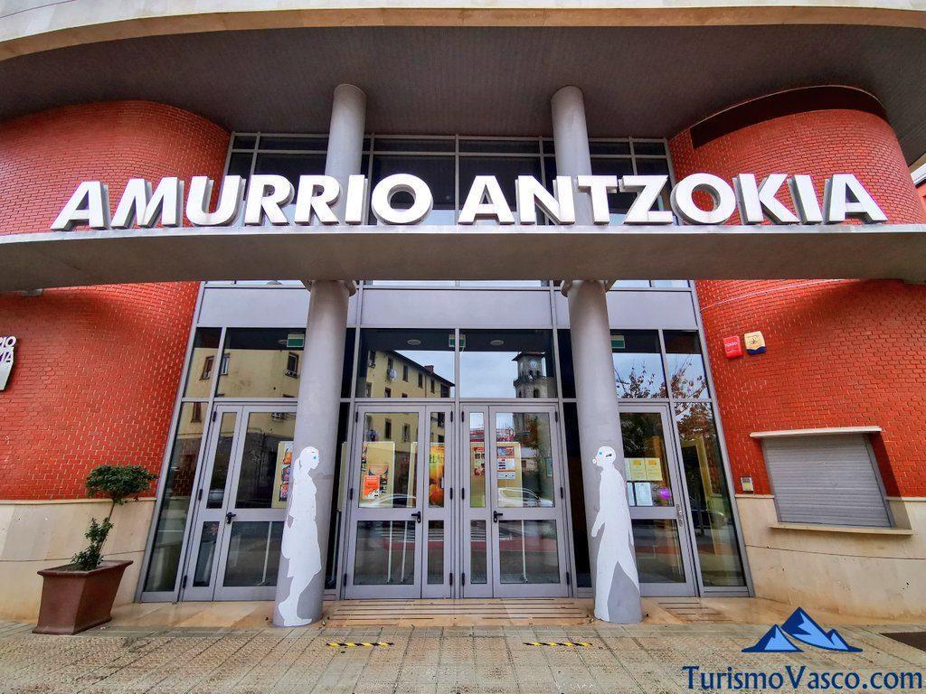 amurrio antzokia, que ver en Amurrio