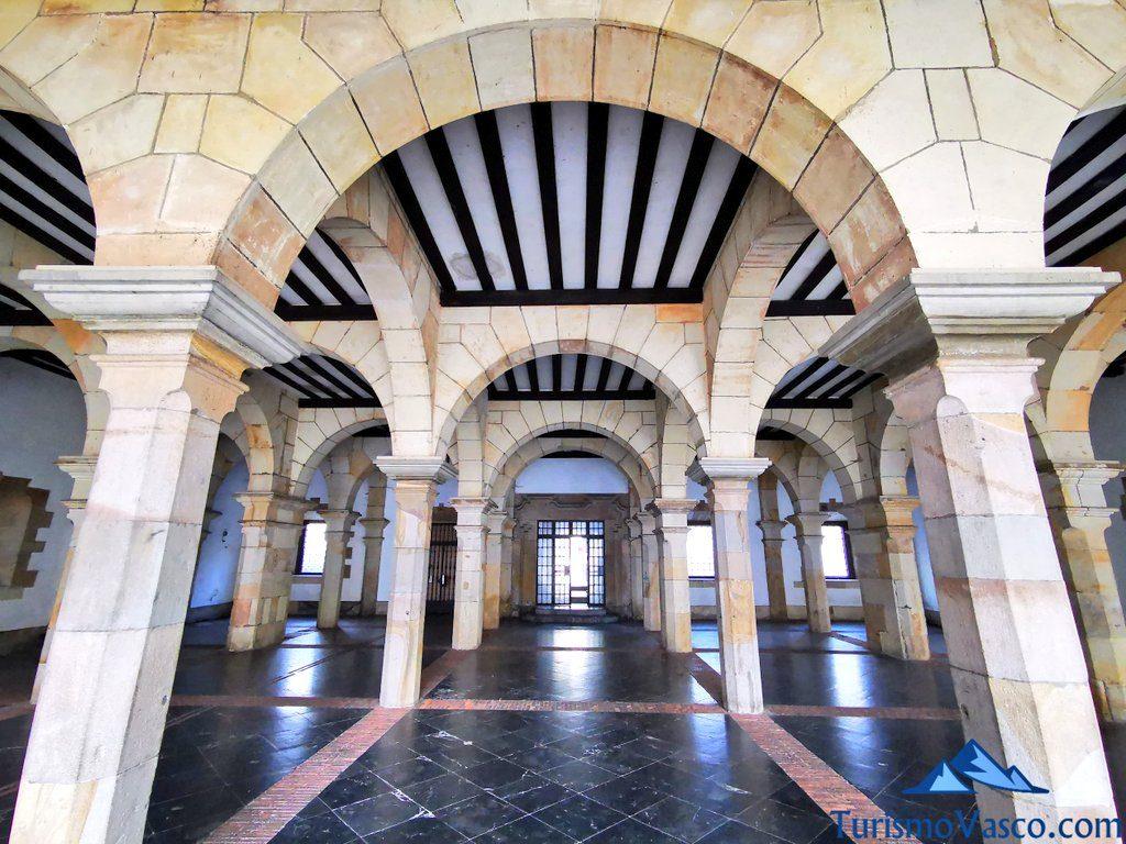 arcos ayuntamiento, Balmaseda qué ver y hacer