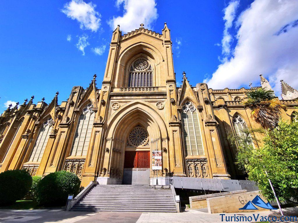 catedral nueva, que ver en Vitoria Gasteiz