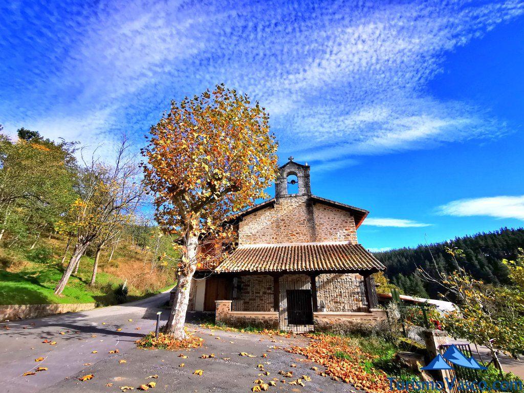 ermita de san roque, que ver en Amurrio