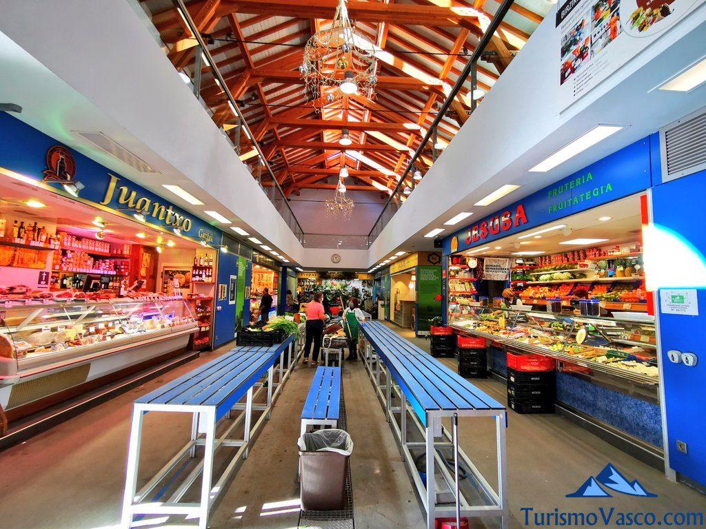 mercado, Zarautz, qué ver y hacer