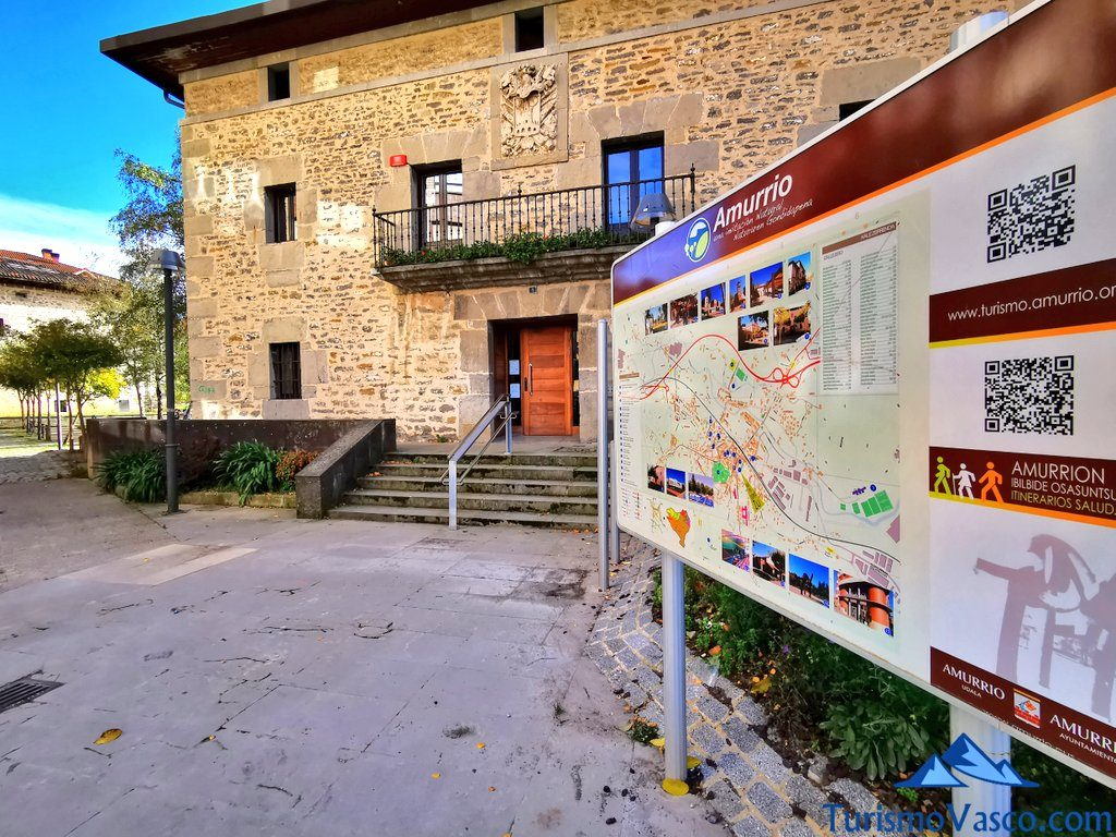 oficina de turismo de amurrio, que ver en Amurrio