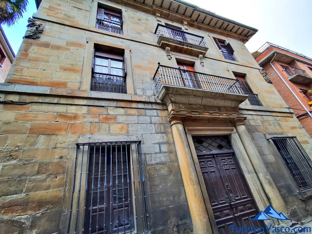 palacio urrutia, Balmaseda qué ver