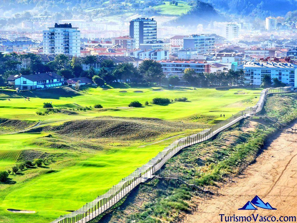 real club de golf de zarautz, Zarautz qué ver y hacer
