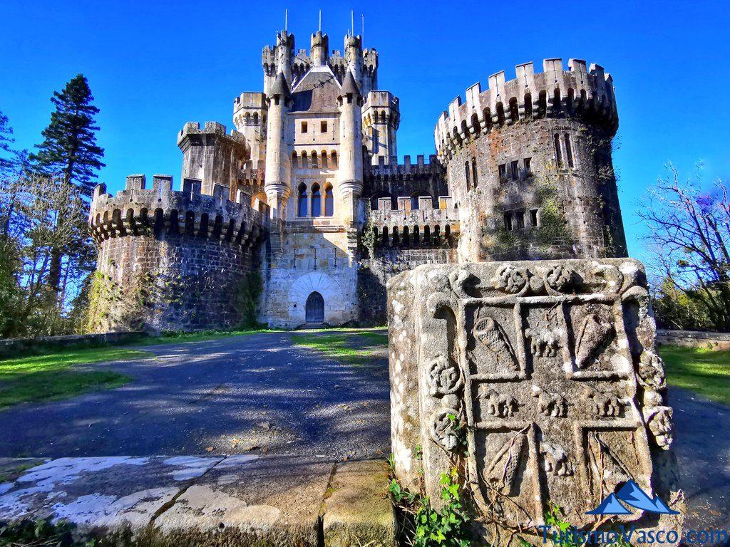 Castillo de Butron, Gatika, Bizkaia