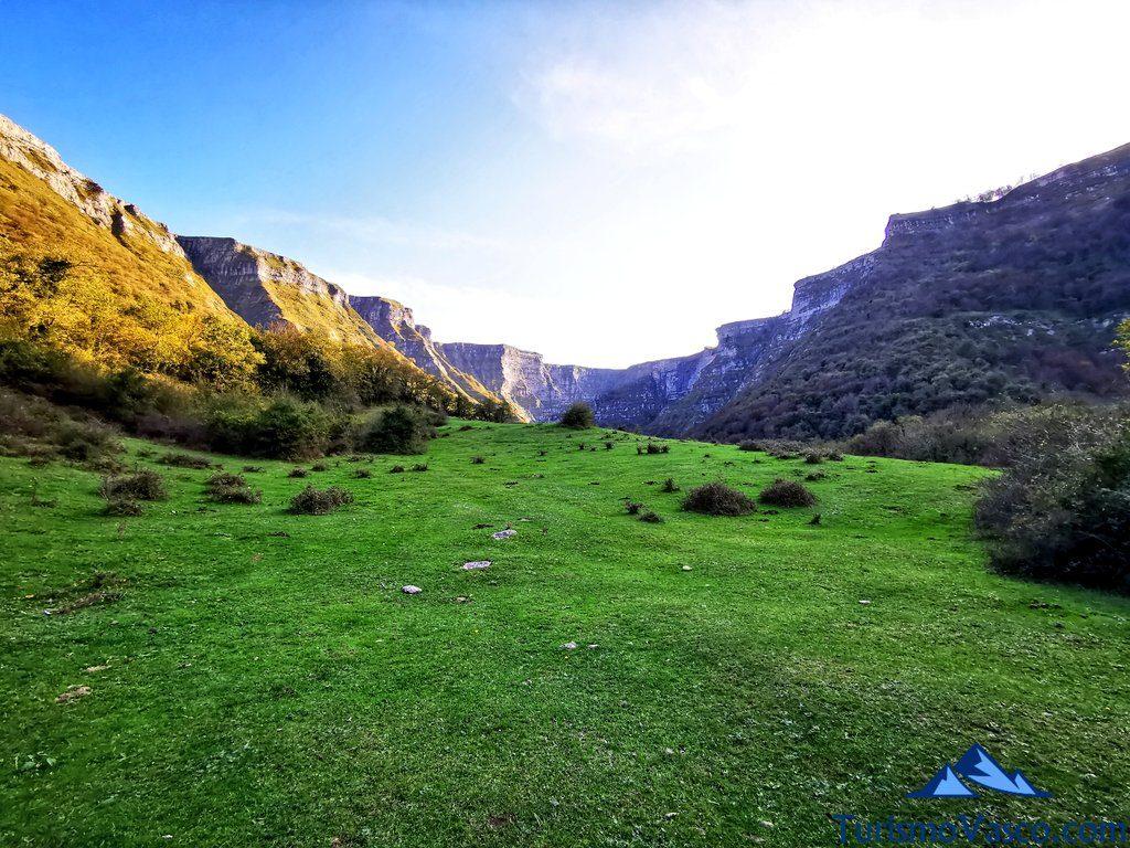 campas senda verde de Delika