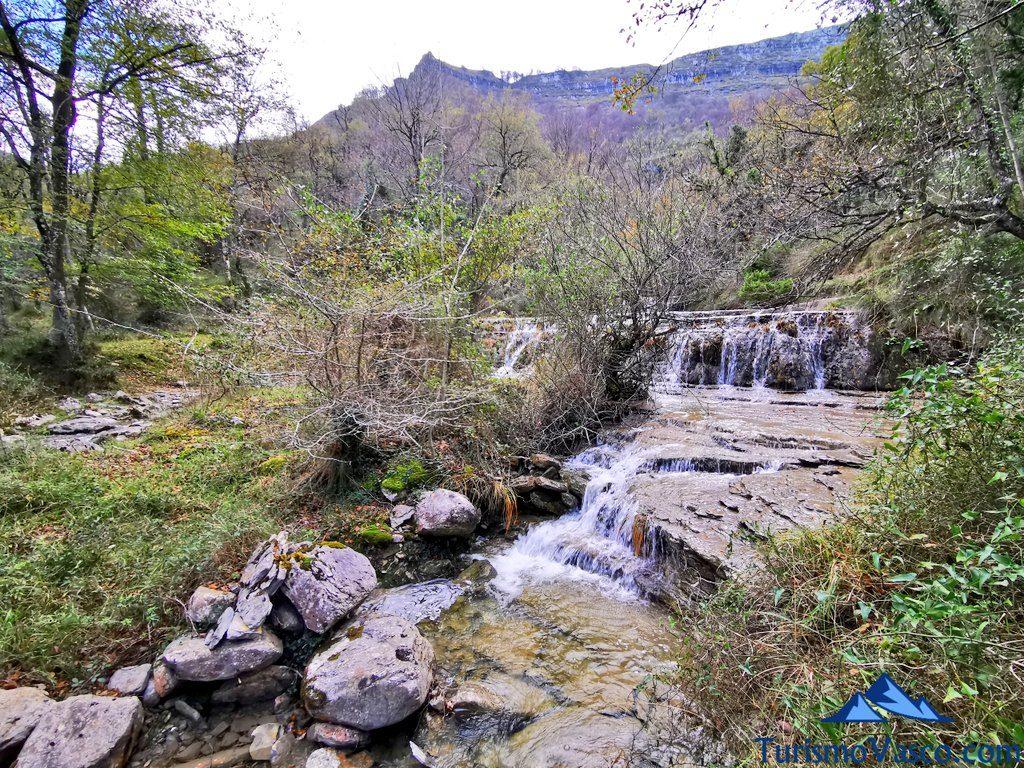 cascadas ruta circular, Senda Verde de Delika