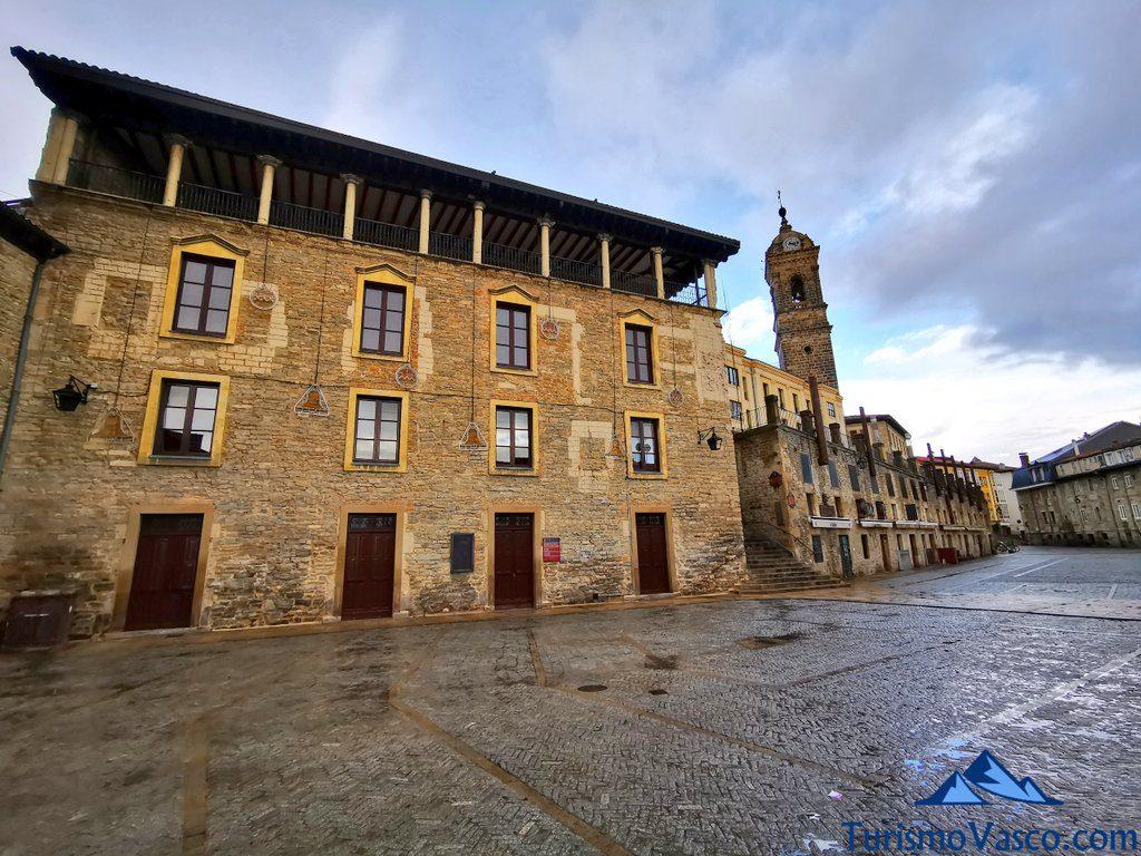 palacio de villa suso, qué ver en Vitoria Gasteiz