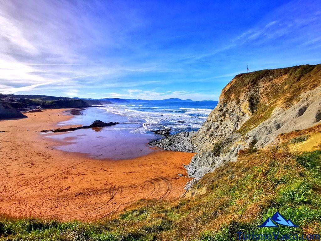 playa, que ver en Sopela