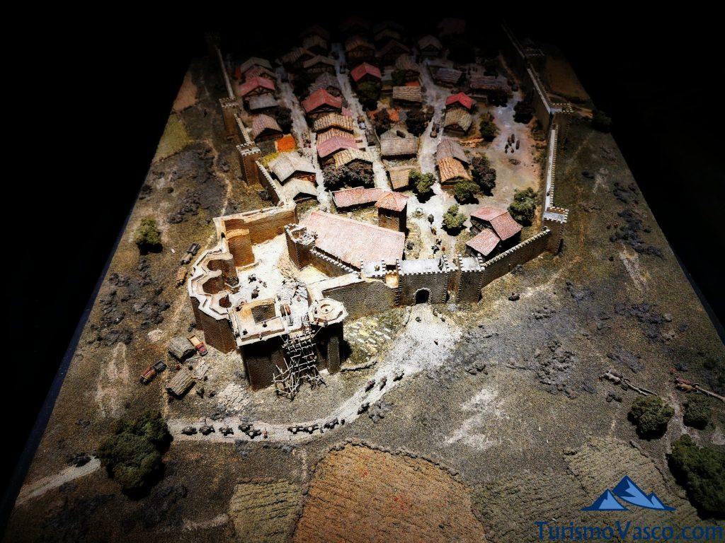 vitoria gasteiz a principios del siglo XIII, catedral santa maria, que ver en Vitoria Gasteiz