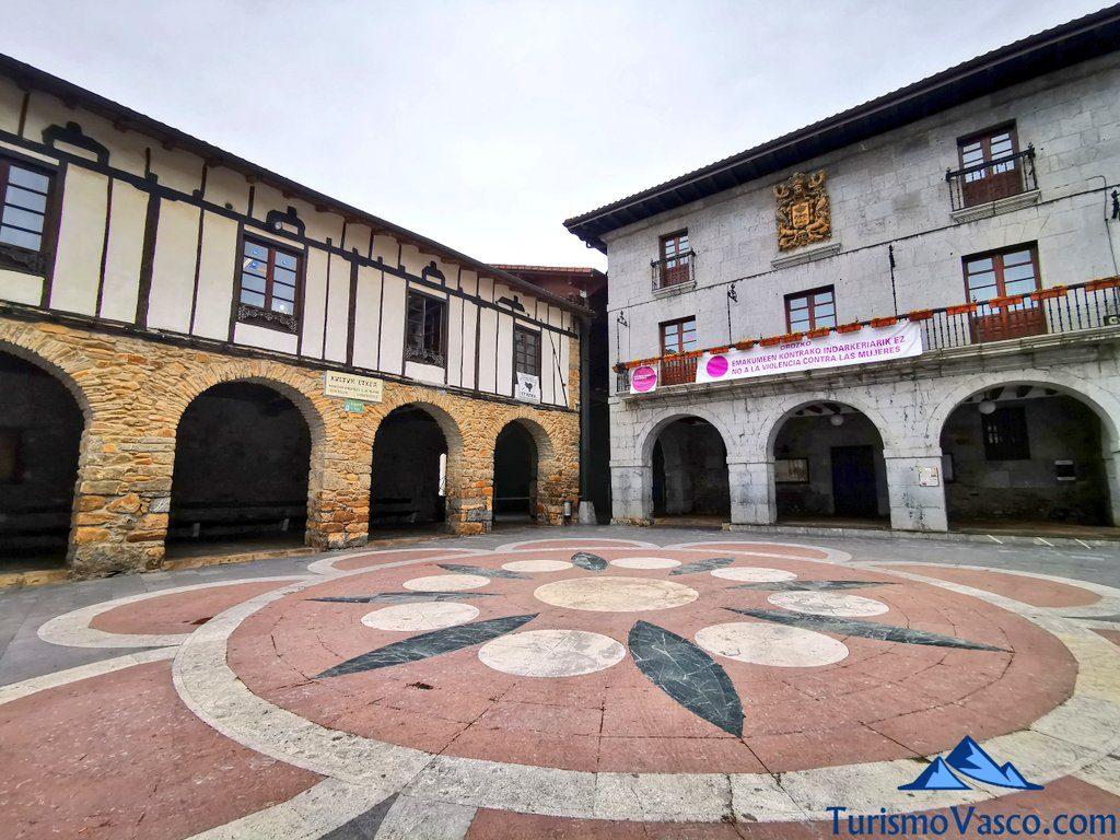ayuntamiento de orozko, Orozko qué ver y hacer