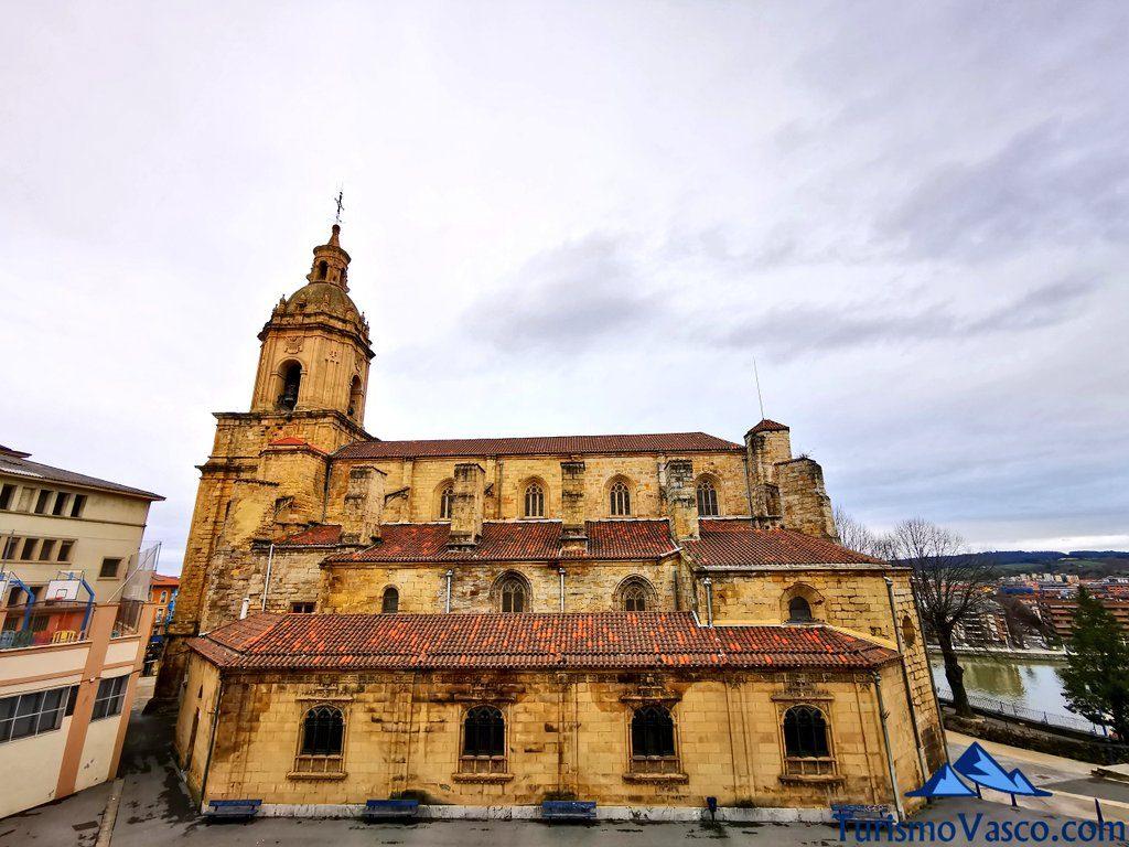 basilica de santa maria portugalete, Portugalete qué ver y hacer