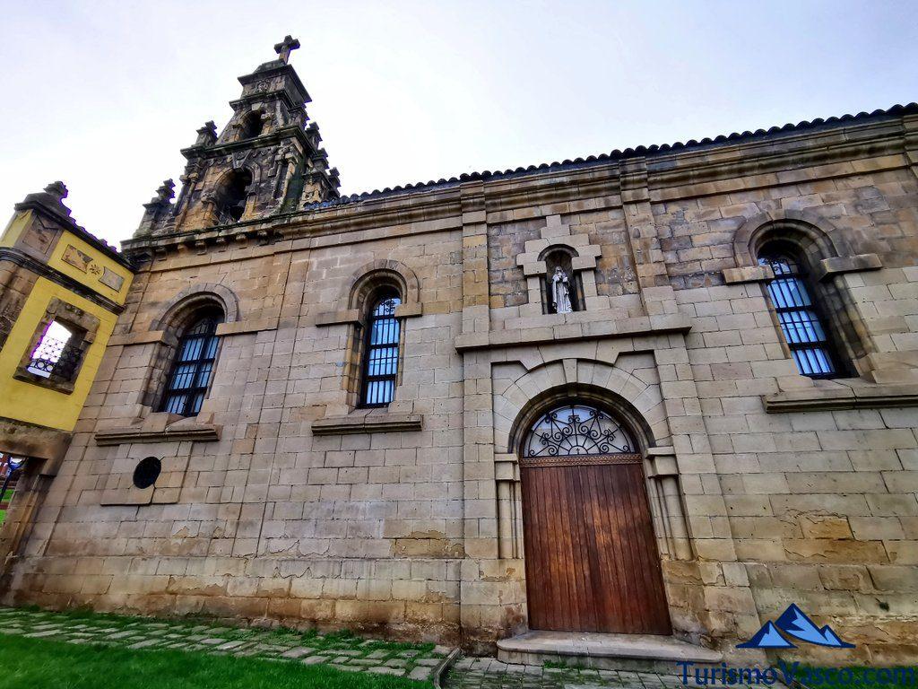 centro cultural santa clara de portugalete, Portugalete qué ver y hacer