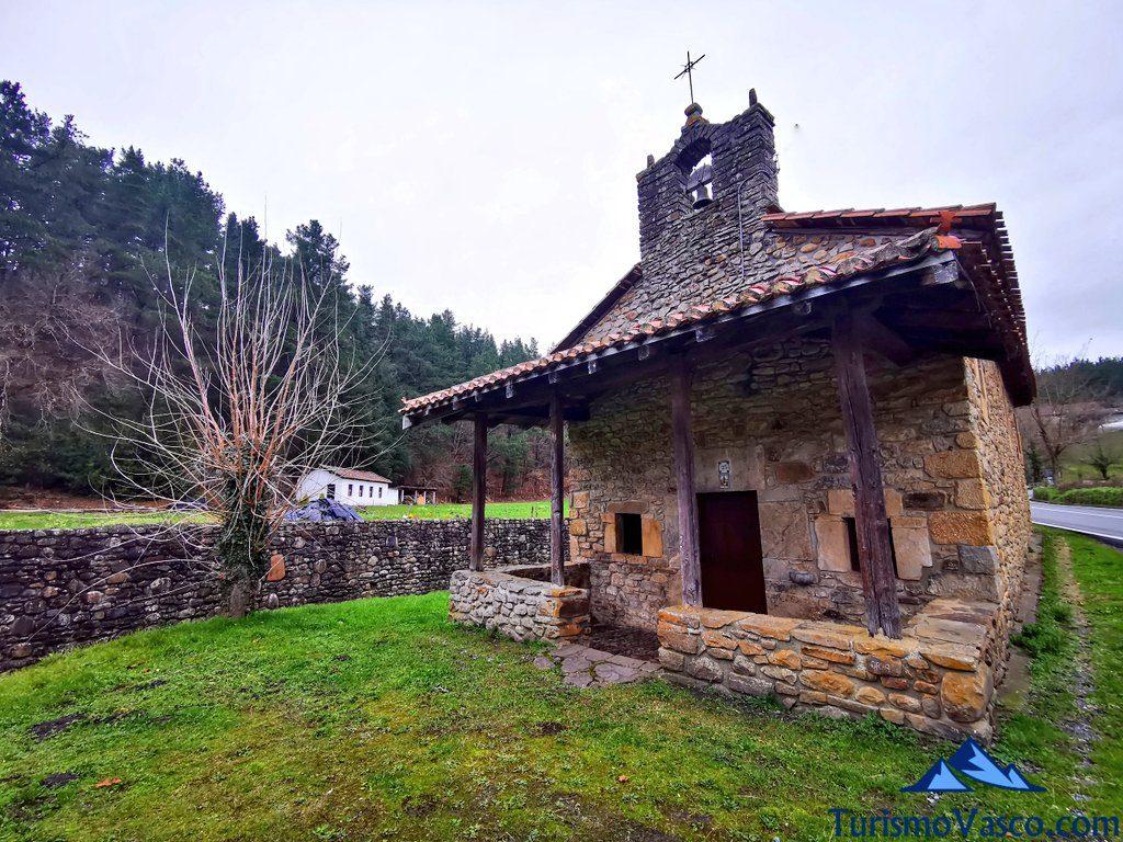 ermita santa catalina, Orozko qué ver y hacer