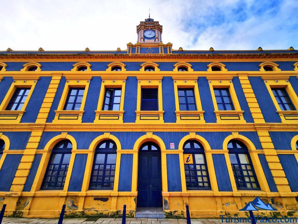 estacion oficina turismo la canilla portugalete, Portugalete qué ver y hacer