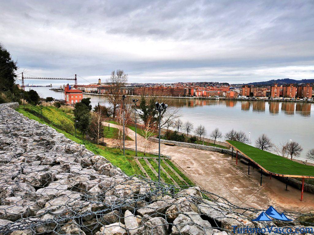 parque azeta portugalete, Portugalete qué ver y hacer