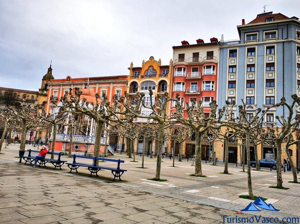 parque de portugalete, Portugalete qué ver y hacer