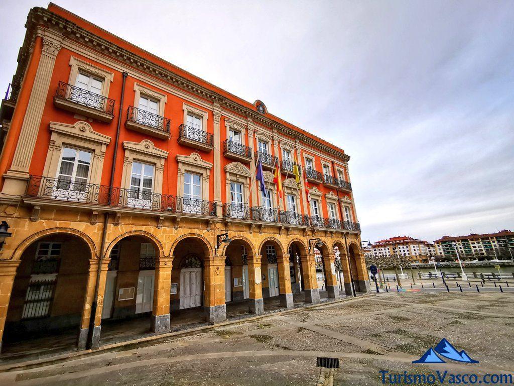 portugalete ayuntamiento, Portugalete qué ver y hacer