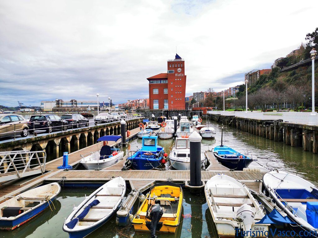 puerto de portugalete, Portugalete qué ver y hacer