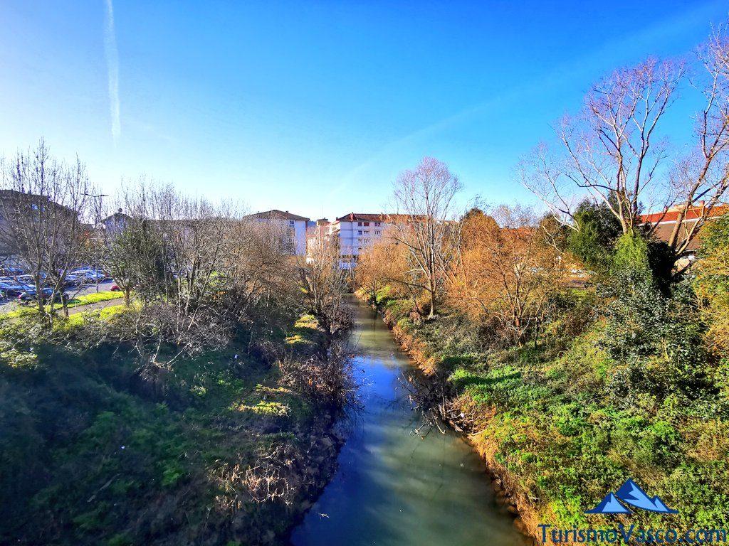 río Butrón a su paso por Mungia, Mungia qué ver y hacer