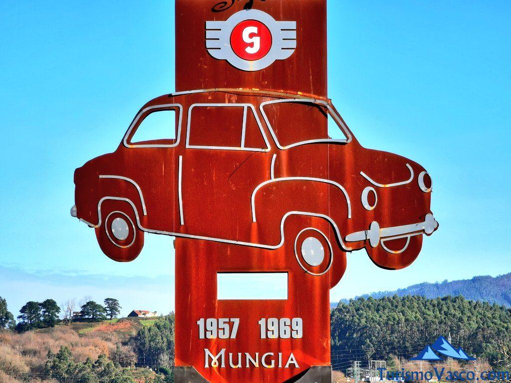rotonda Goggomobil Mungia, Mungia qué ver y hacer