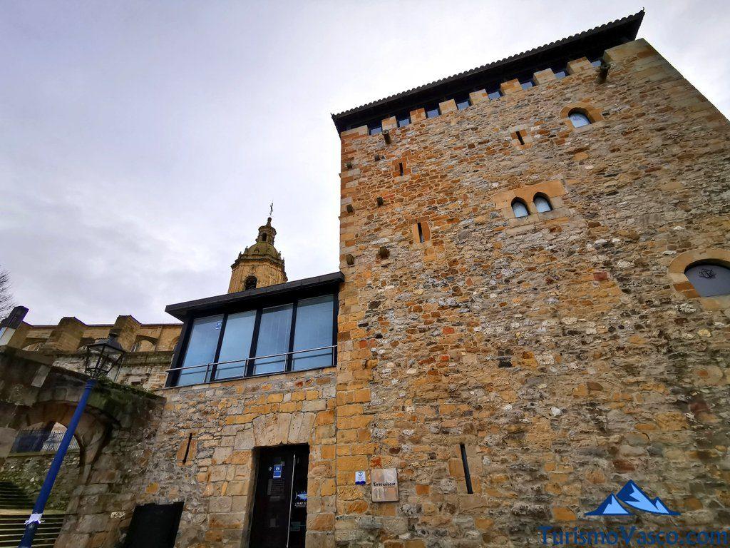 torre de salazar portugalete, Portugalete qué ver y hacer