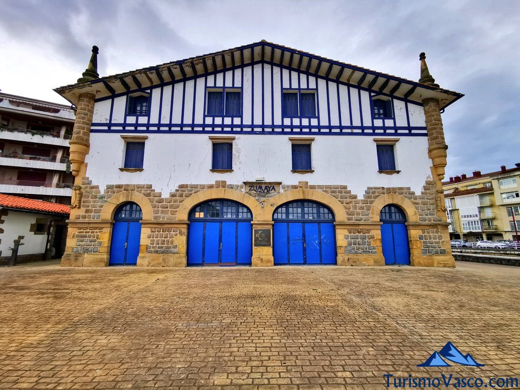 antigua estacion de tren de zumaia, Zumaia qué ver y hacer