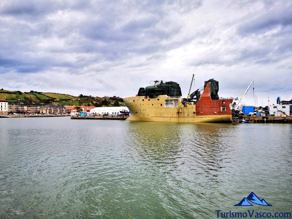 construcción naval zumaia astilleros, Zumaia qué ver