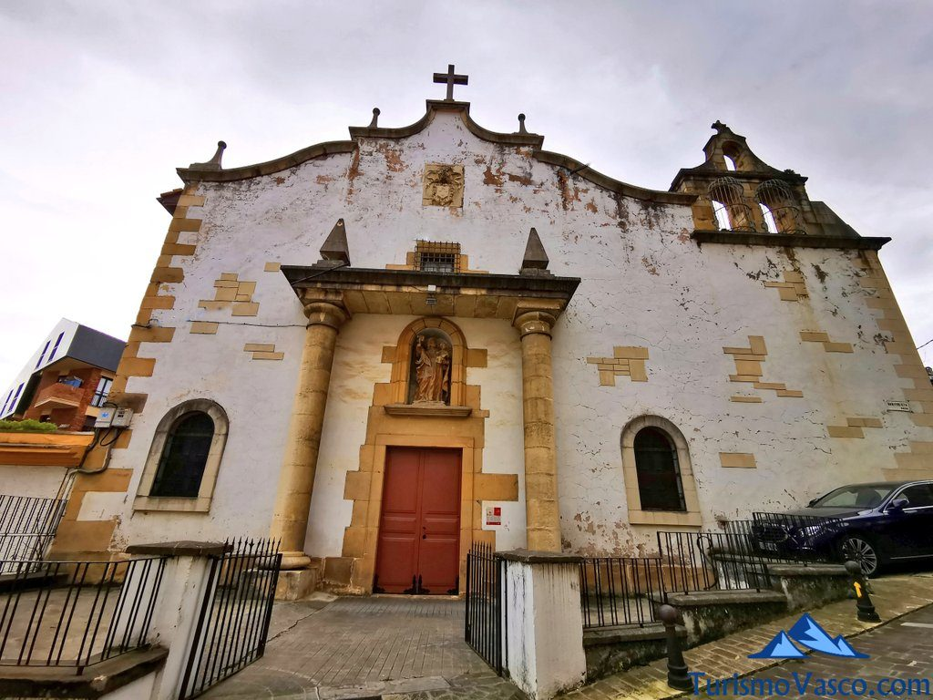 convento de san josé de zumaia, Zumaia qué ver y hacer
