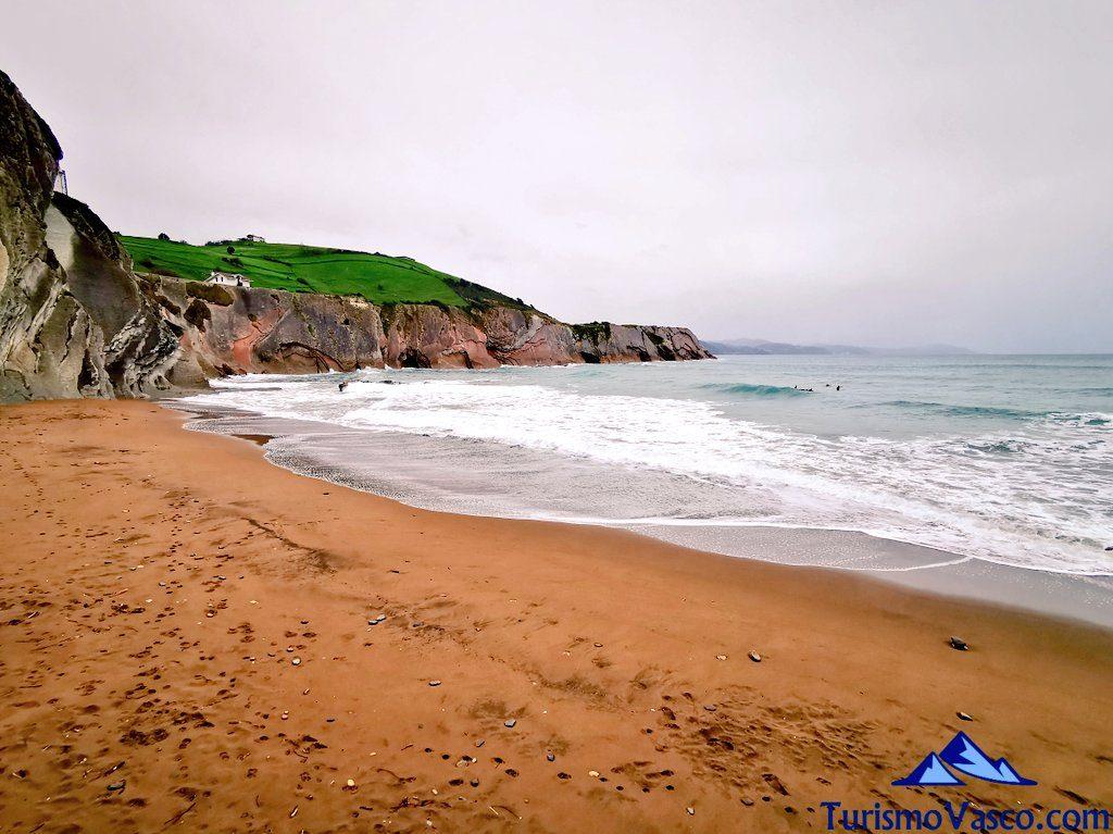itzurun la playa de zumaia, Zumaia qué ver y hacer