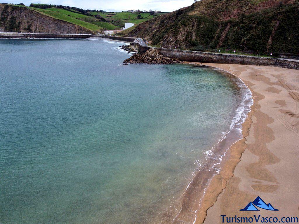 playa santiago, zumaia qué ver y hacer