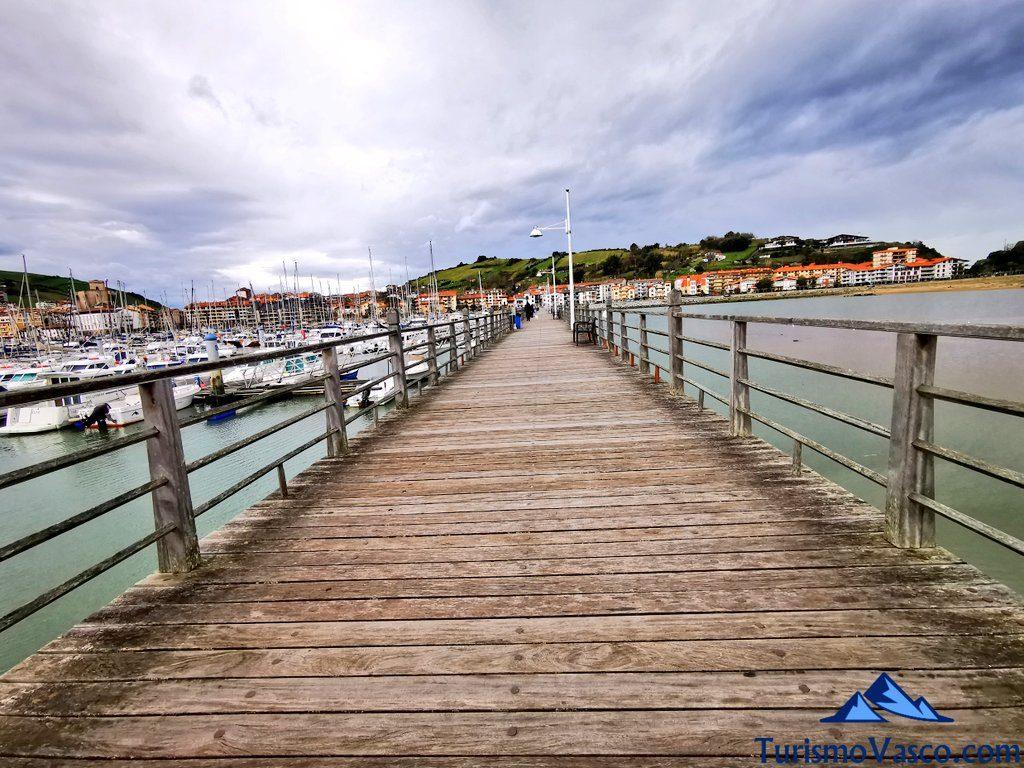 puerto deportivo de Zumaia, Zumaia qué ver y hacer