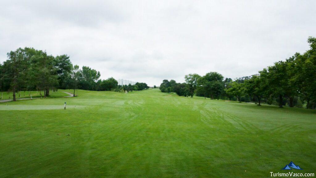 Campo de golf de Laukariz, golf en Bilbao