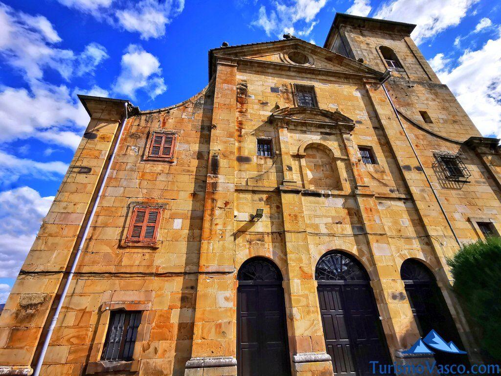 Convento de la Purísima Concepción, qué ver en Segura