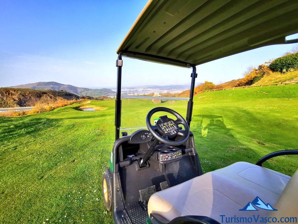 alquiler de buggy meaztegi, Golf en Bilbao, Campos de golf de Bilbao
