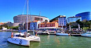 barco ria de bilbao, alquiler de catamaran en Bilbao, alquilar barco en Bilbao