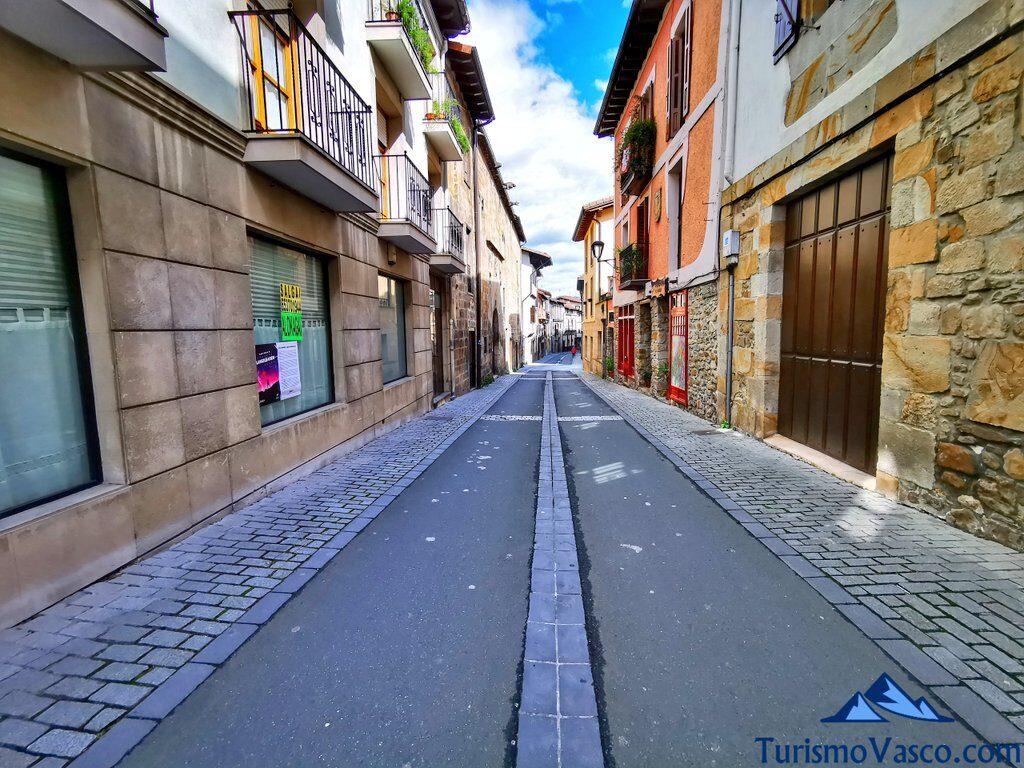 calle casjo historico de segura, qué ver en Segura