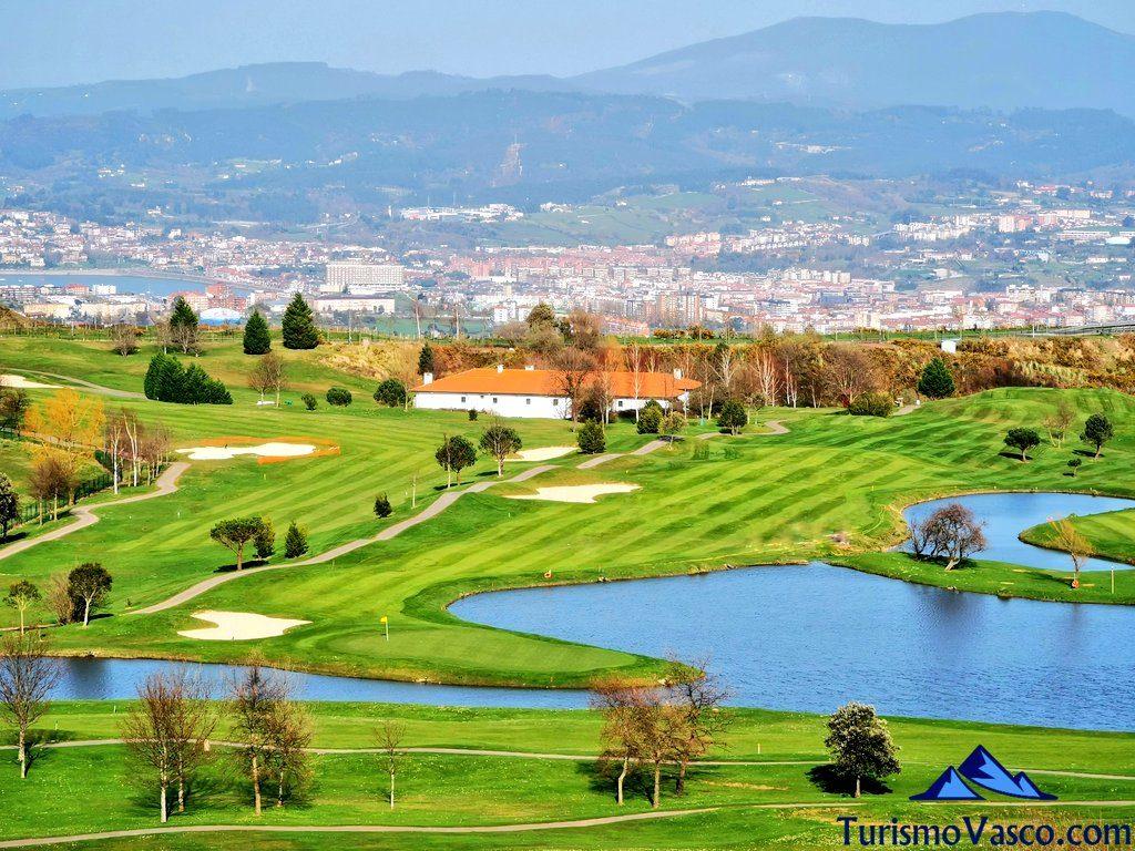 campo de golf de Meaztegi, Golf en Bilbao, Campos de golf de Bilbao
