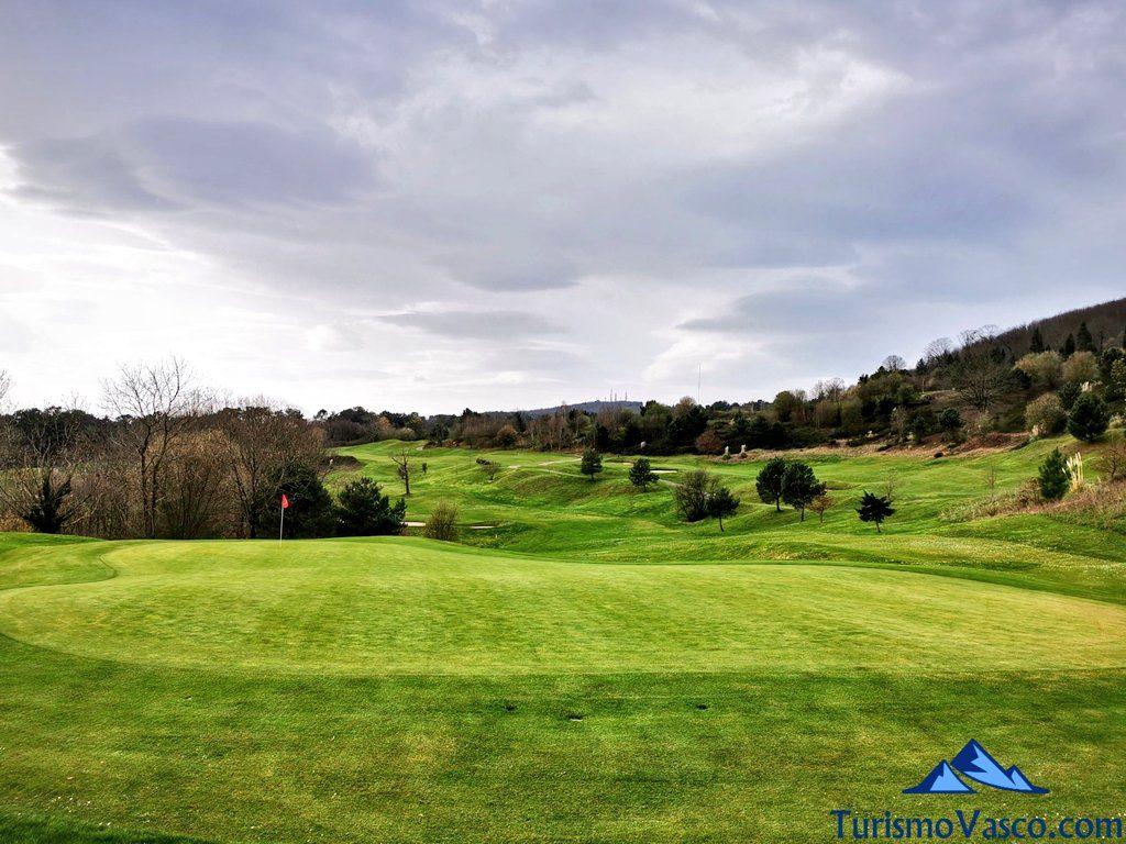 campo de golf uraburu bilbao, Golf en Bilbao, Campos de golf de Bilbao