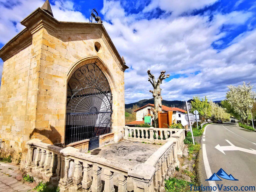 ermita de santa cruz de segura, qué ver en Segura
