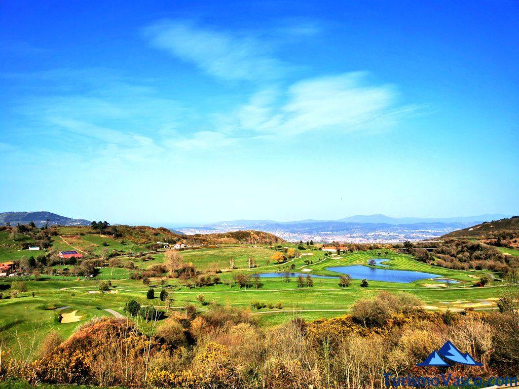 meaztegi golf la arboleda, Golf en Bilbao, Campos de golf de Bilbao