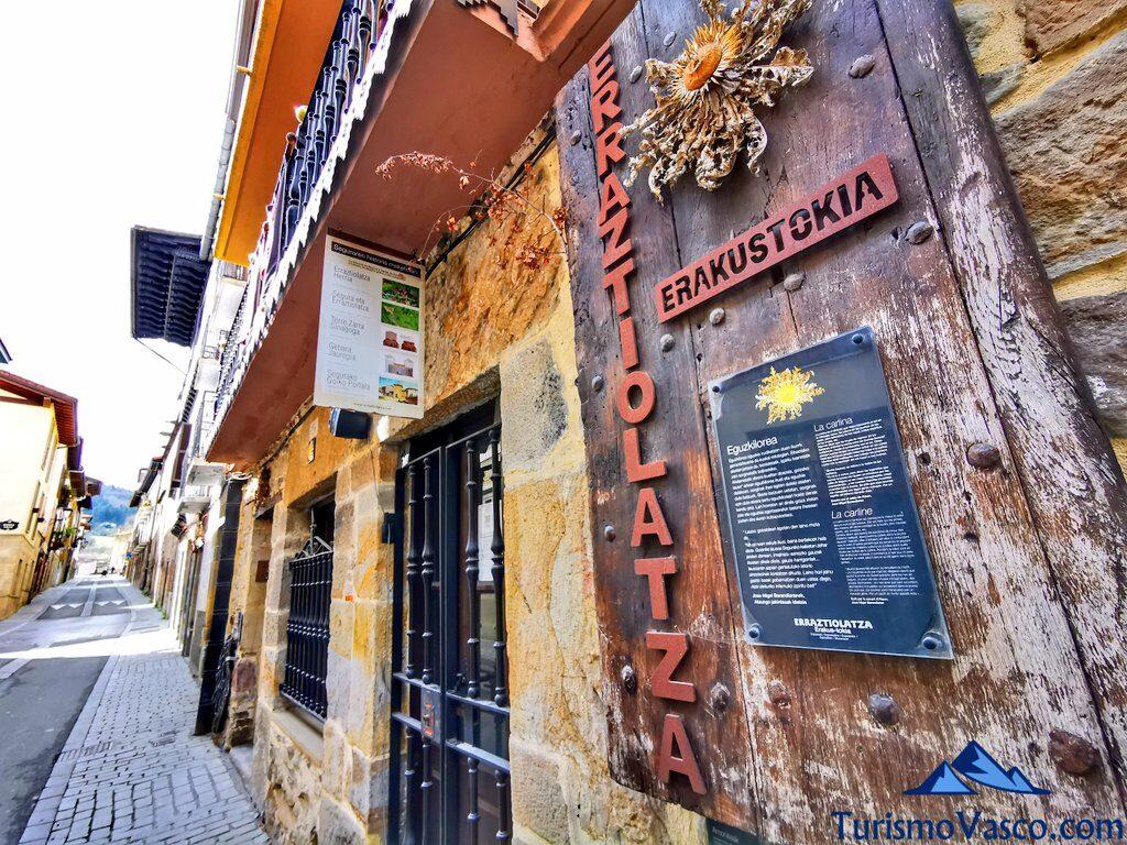 Museo Erraztiolatza, Qué Ver en Segura