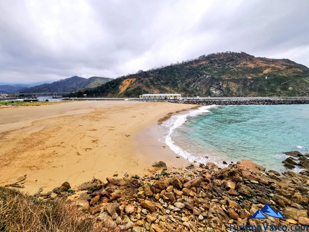 orio antilla playa, qué ver en Orio