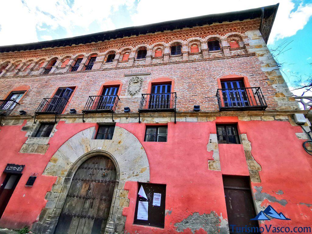 palacio Arrue Segura, qué ver en Segura