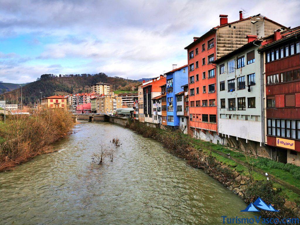 río Elgoibar, qué ver en Elgoibar