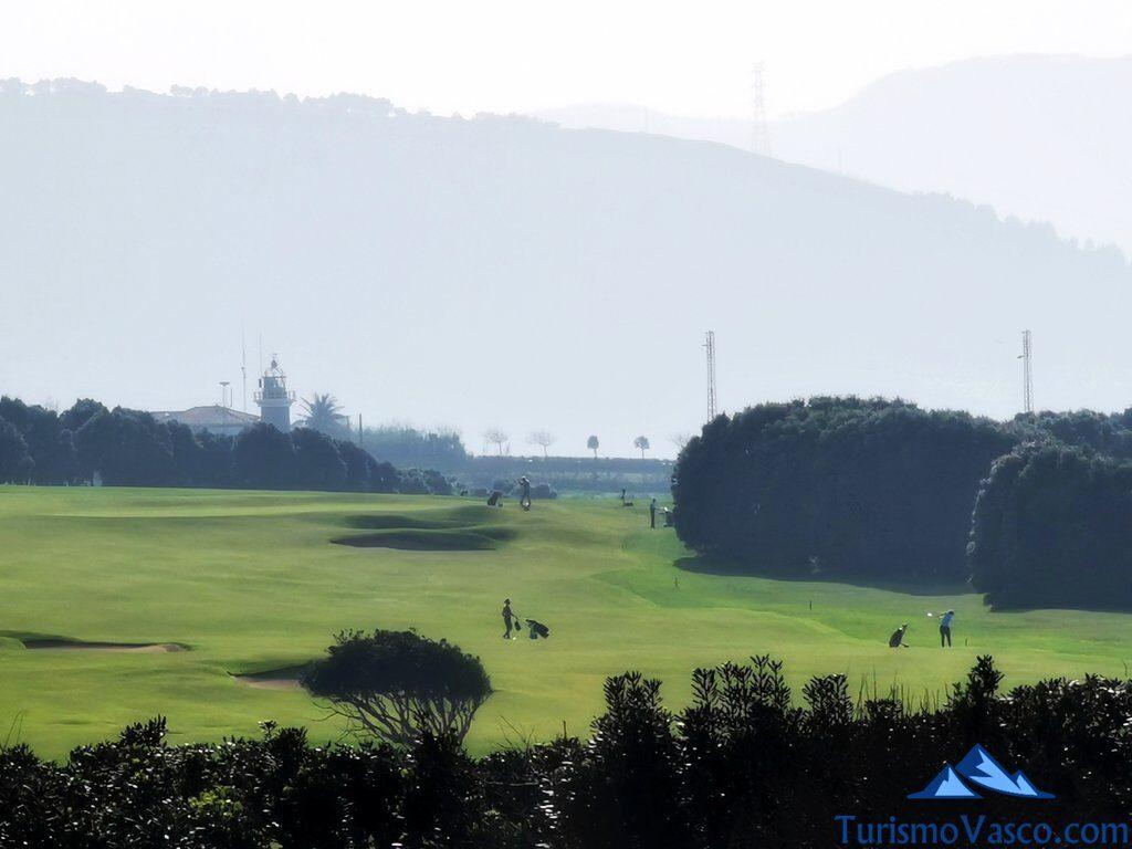 real club de golf de neguri, golf en Bilbao