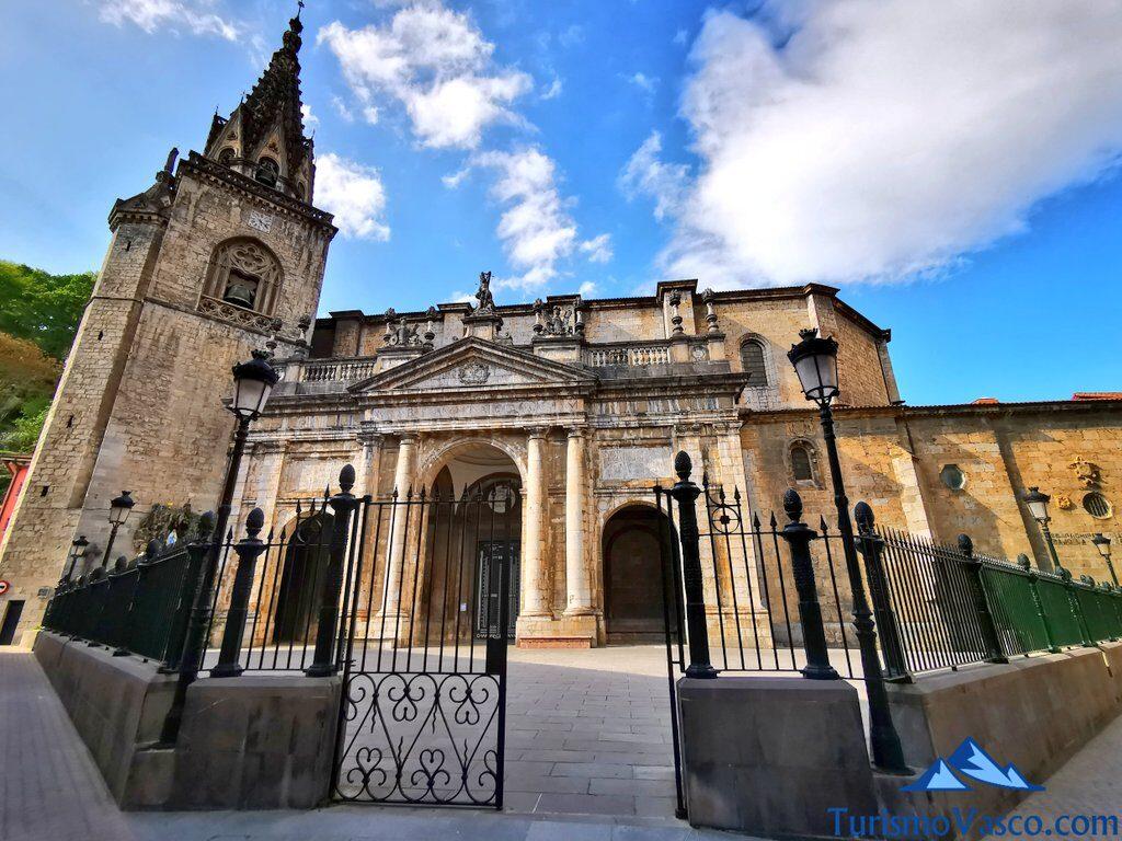 Iglesia de San Sebastián de Soreasu, Azpeitia qué ver y hacer