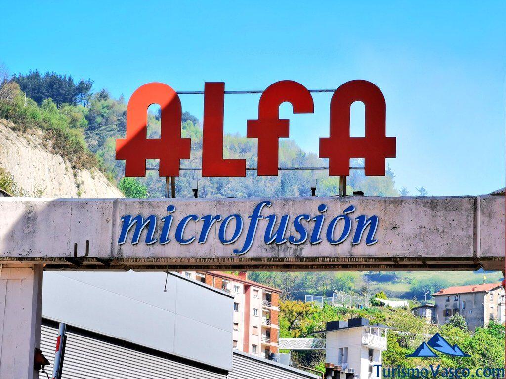 alfa empresa historica de eibar, qué ver en Eibar