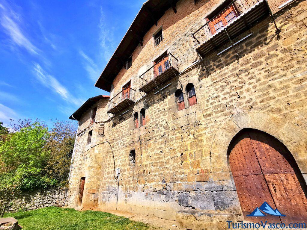 casa torre balda, qué ver en Azkoitia