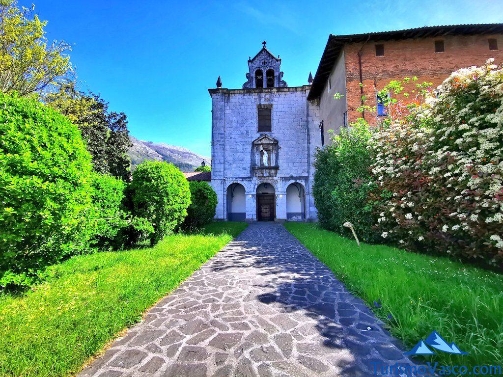 convento de santa clara, qué ver en Azkoitia